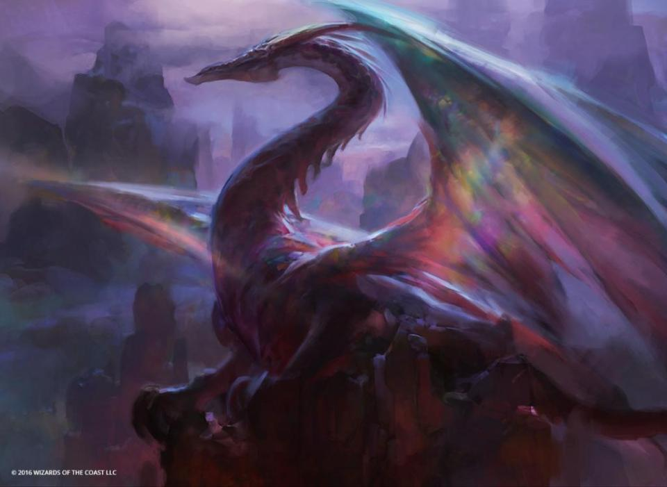 Image result for mirrorwing dragon art