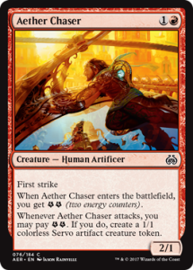 aether-chaser