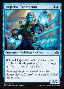 dispersal-technician