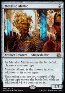 metallic-mimic