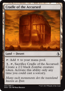Cradle of the Accursed