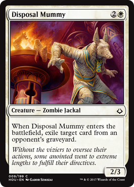 Disposal Mummy