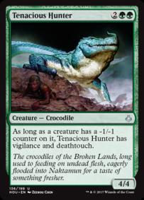 Tenacious Hunter