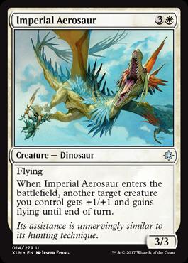 Imperial Aerosaur