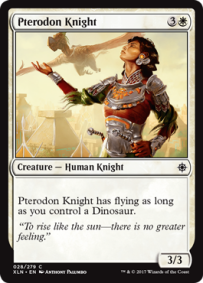 Pterdon Knight
