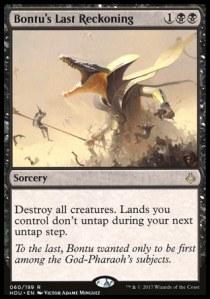 Bontu's Last Reckoning