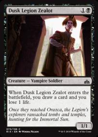 Dusk Legion Zealot