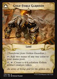 Gold-Forge Garrison