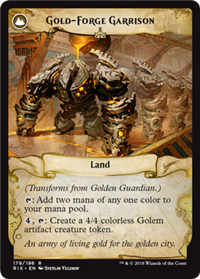 Gold-Forge Garrison