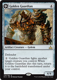 Golden Guardian
