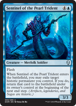 Sentinel of the Pearl Trident