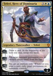 Teferi of Dominaria