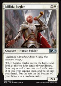 Militia Bugler