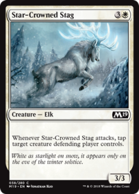Star-Crowned Stag