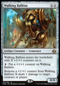Walking Ballista