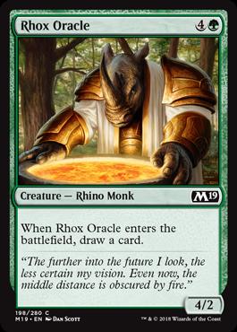 Rhox Oracle