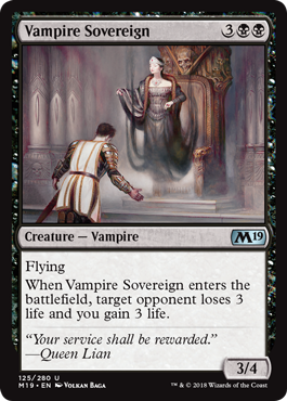 Vampire Sovereign