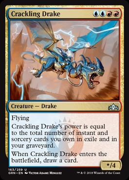 Crackling Drake