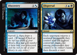 Discovery:Dispersal