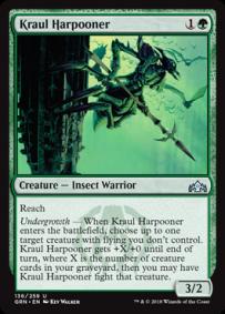 Kraul Harpooner