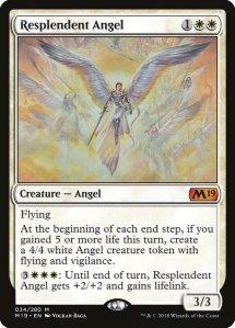 Resplendant Angel